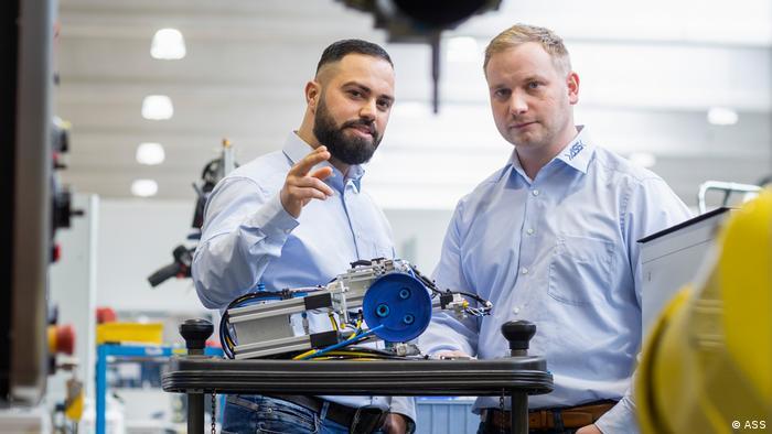 Industrie 4.0: Kooperation statt Konkurrenz