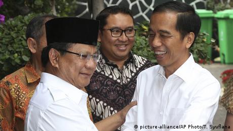 В Індонезії відбуваються