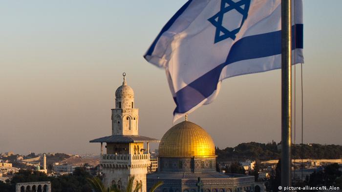 Symbolbild: Jerusalem in Israel