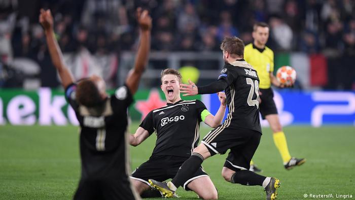 07c739ee101eb Champions League  Ajax a brilliant breath of fresh air