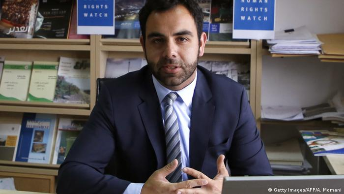 Human Rights Watch Director Omar Shakir