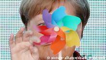 BdTD Angela Merkel Windrad