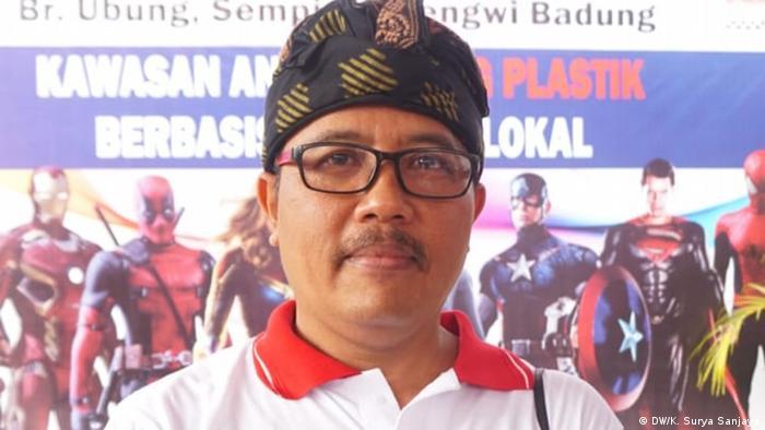 TPS Bali (DW/K. Surya Sanjaya)
