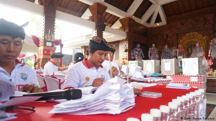 TPS Bali