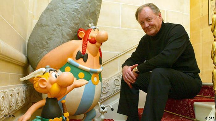 50 Geburtstag von Asterix Flash-Galerie