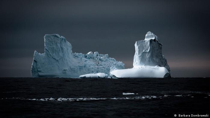 Айсберг у берегов Гренландии