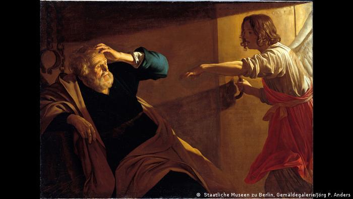 Ausstellung Utrecht, Caravaggio und Europa | Alte Pinakothek München ( Staatliche Museen zu Berlin, Gemäldegalerie/Jörg P. Anders)