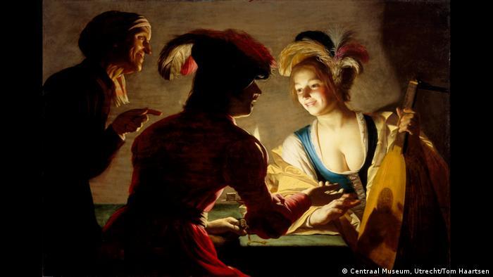 Ausstellung Utrecht, Caravaggio und Europa | Alte Pinakothek München (Centraal Museum, Utrecht/Tom Haartsen)