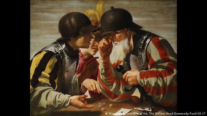 Ausstellung Utrecht, Caravaggio und Europa | Alte Pinakothek München (Minneapolis Institute of Art, The William Hood Dunwoody Fund 60.17)