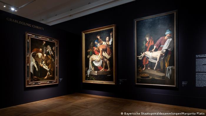 Ausstellung Utrecht, Caravaggio und Europa | Alte Pinakothek München (Bayerische Staatsgemäldesammlungen/Margarita Platis)