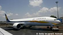 Indien, Jet Airways (Getty Images/S. Hussain)