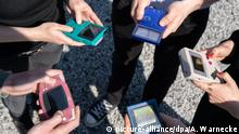 Nintendo Game Boy Generationen