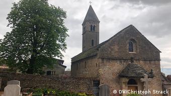 Frankreich Communauté de Taizé (DW/Christoph Strack)