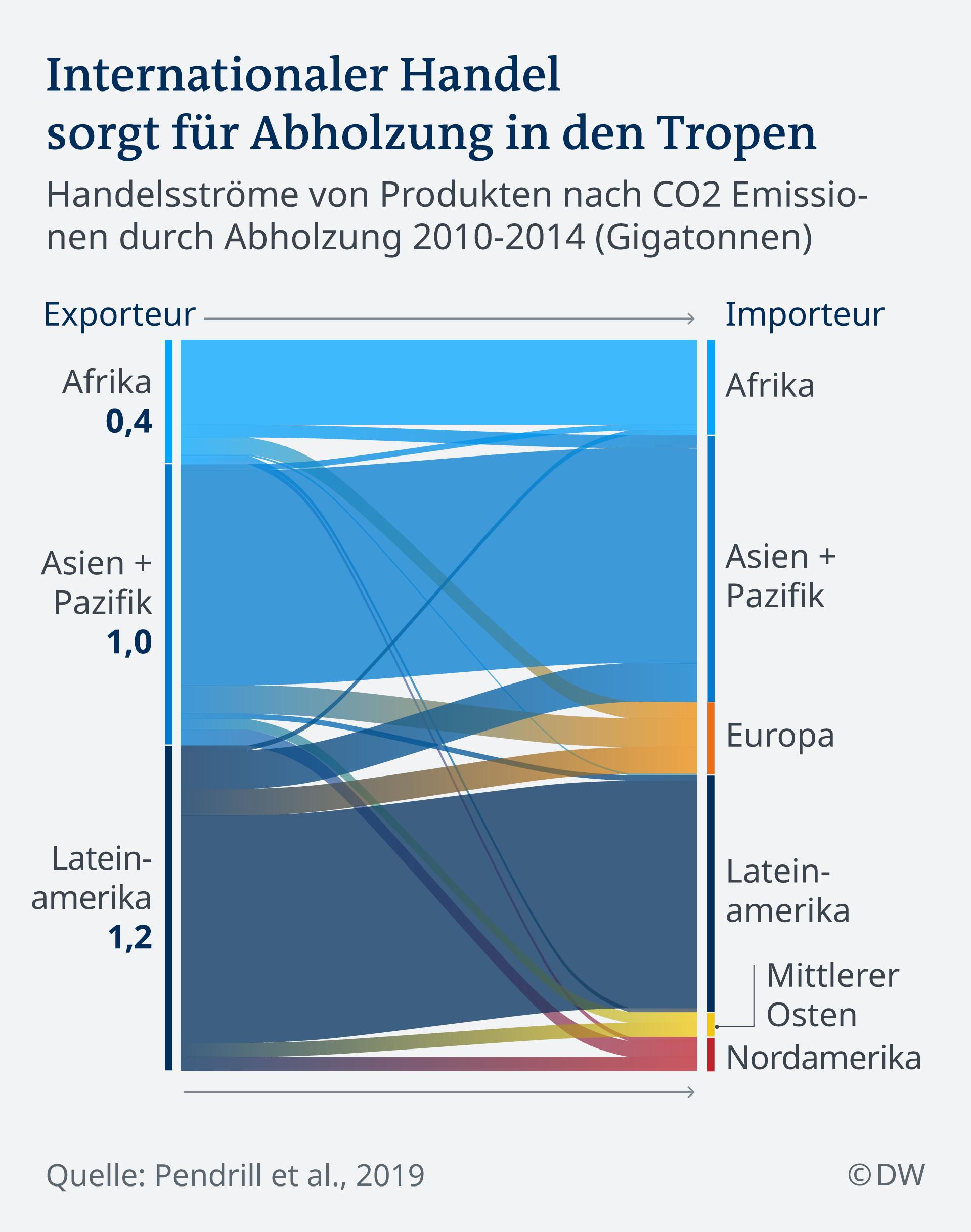 Infografik Abholzung Tropen DE
