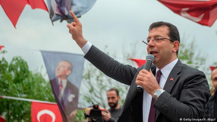Eкрем Имамоглу обещава, че ще сложи край на шуробаджанащината