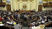 Ägypten stimmt über Ausbau der Macht des Präsidenten ab