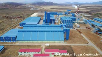 Äthiopien Omo Kuraz III Sugar Factory