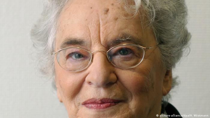 Ruth Weiss deutsche Schriftstellerin und Journalistin