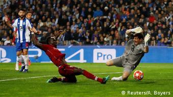 Champions League - Porto vs. Liverpool
