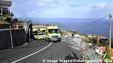 Ambulances in Madeira
