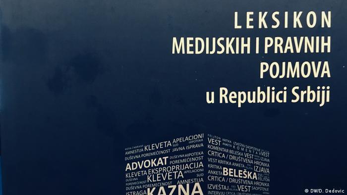Serbien Belgrad Media-Legal Dictionary