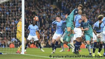 Champions League Manchester City - Tottenham Hotspur