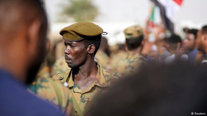 Sudan Unruhen Proteste in Khartum