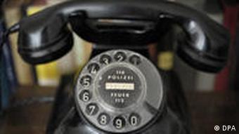Nostalgisches Telefon (Foto: dpa)