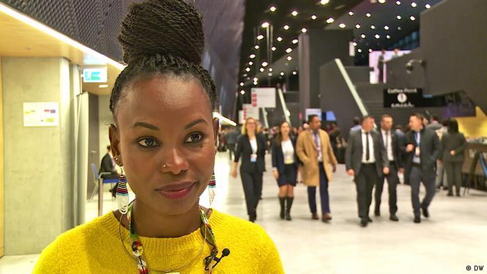 Hindou Oumarou (Tchad) témoigne aussi dans cette émission