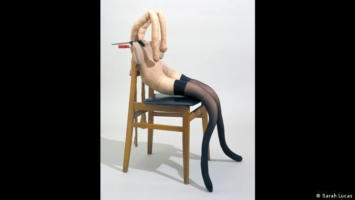 Tate Britain - SIXTY YEARS - Sarah Lucas