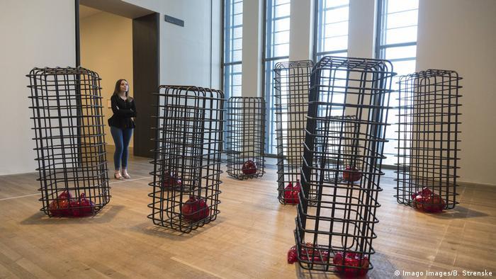 Mona Hatoum - Tate Modern