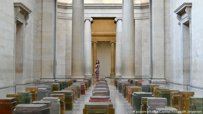 Großbritannien London - Rachel Whiteread im Tate