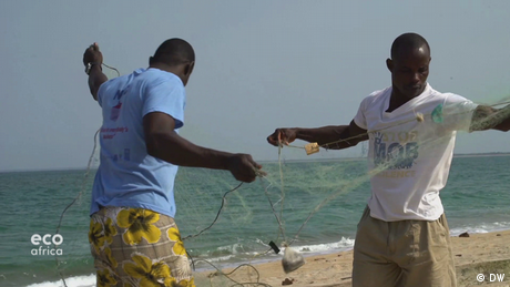 DW Eco Africa - fighting illegal fishing off the Liberian coast