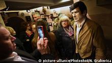 Bosnien und Herzegowina Walter Defends Sarajevo Museum