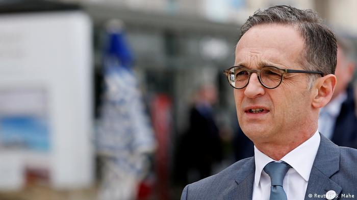 Deutschland Heiko Maas (Reuters/S. Mahe)