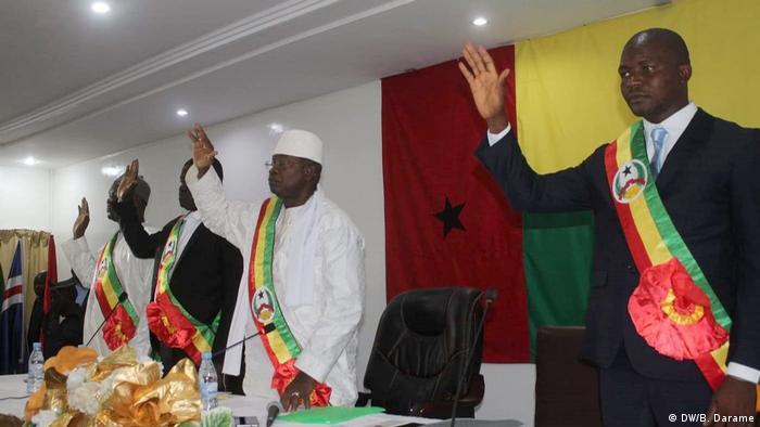 Inauguration Parlament Guinea-Bissau