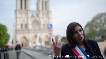Me shanset më të mira për një mandat tjetër: socialistja Anne Hidalgo