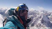 Nepal Gipfel Lunag Ri David Lama (Reuters/Red Bull/David Lama)