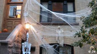 Halloween in Brooklyn
