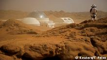 BDTD China Gobi Wüste C-Space Mars Simulation Projekt