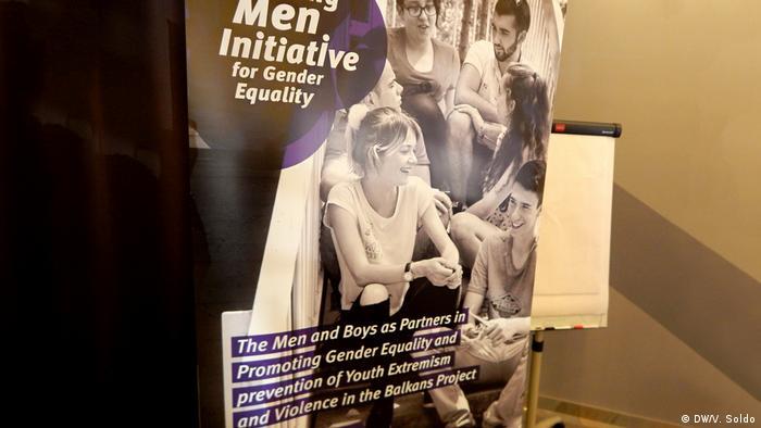 Mostar Ausstellung Westbalkan Gleichstellung der Geschlechter Young Men Initiative