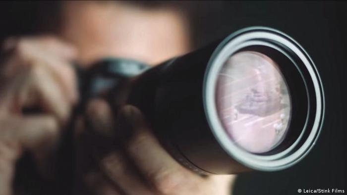 Web Film Leica: The Hunt Still