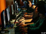 中国网民数量庞大