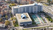 Istanbul Rathaus Luftaufnahme