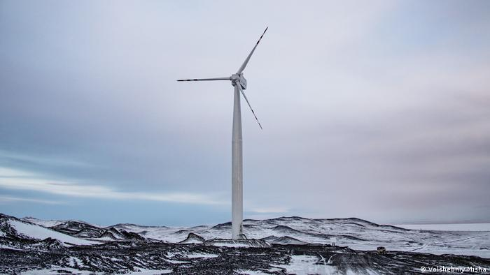 Russian wind power blows hot and cold | Business| Economy