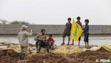 Hochwasser im Iran