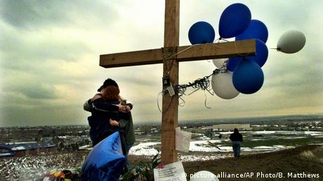 """""""Δεν σας ξεχνάμε""""- 20 χρόνια από το μακελειό στο Κόλουμπαϊν"""