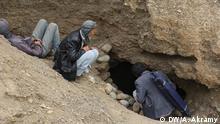 Afghanistan Provinz Bamiyan Drogensüchtige