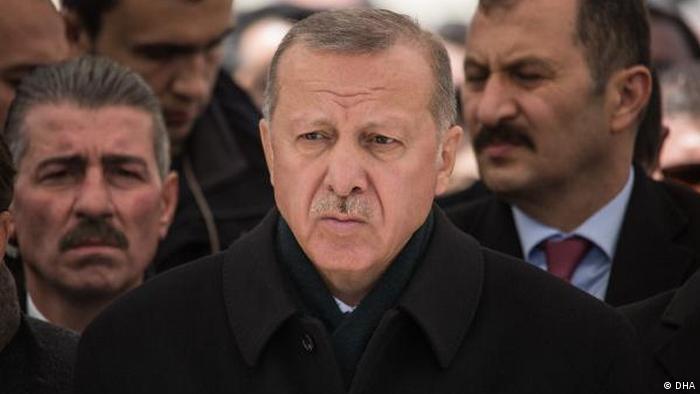 Türkei | Istanbuls neuer Bürgermeister Imamoglu trifft auf Präsident Erdogan