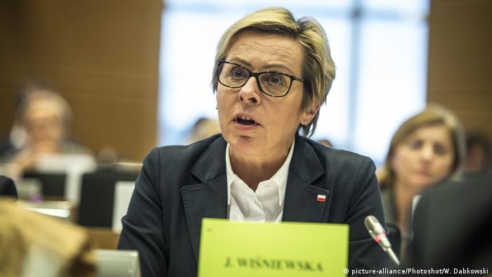 Jadwiga Wiśniewska: prawo do życia jest podstawowym prawem